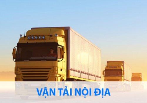 Dịch vụ vận tải đường bộ, uy tín, giá tốt nhất tại TP.HCM